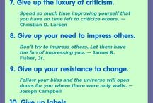 positive outlooks on life