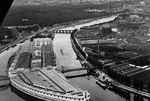 Histoire-Ile seguin / 1ere usine de Renault
