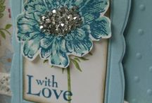 Stampin up cards / by Dawn Bradley