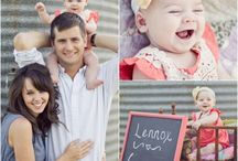 6-8 Month Ideas / by Molly Dockery Photography, LLC