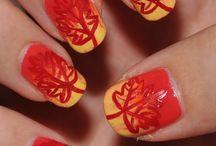 Nails - Autumn