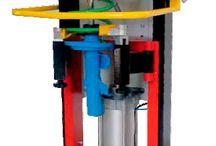 Desmontadores de amortiguadores universales / Desmontadores universales de nuestra marca Semad, más información en http://iberisasl.com/desmontadores-amortiguadores-semad.php