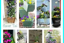 Gardening ideas / To make the world a beautiful place