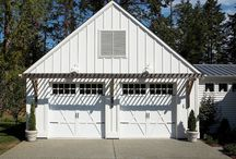 Garages,Carports and Shops / Garages, carports and shops featured in projects designed by Designs Northwest Architects.