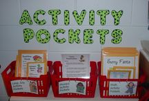 {Classroom Math} Center Ideas / Activities, worksheets, crafts, ideas, games, etc. that center around the theme of CENTERS FOR MATH / by Heather Mix