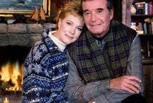 Julie Andrews & James Garner