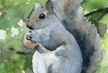 Watercolor_Animals
