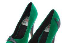 Vintage Look Shoes