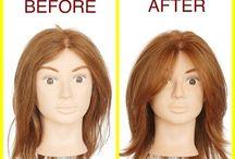 Tagli di capelli a strati