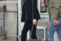Čierna kabelka / Black handbag / Klasika je predsa klasika... Tá z módy nikdy nevýjde-
