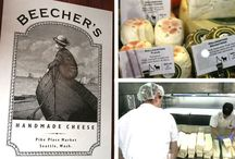 Dairy :: local and fresh / Cheeses, butter, more all from around the Pacific Northwest