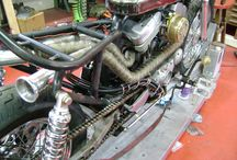 Exhaust Wrap  / Exhaust Wrap on Motorcycles