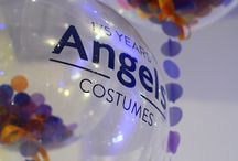 Dressed By Angels exhibition launch night
