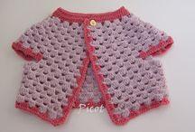 Ubrania Szydełkowe Crochet Clothes