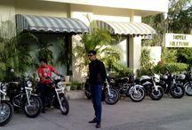 Visitor at Hotel Hilltone