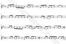 Clarinet sheet