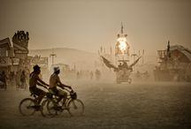 Výstava fotek Marka Musila z Burning Man v Leica Gallery Prague