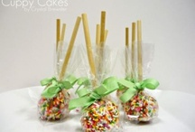 Recipes - Confection Cake Pops