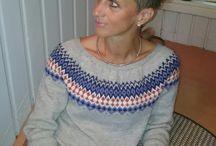 Øydis' pullover