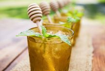 Fancy Drinks / Bridal Shower and Bachelorette Party Drinks