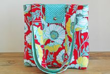 Handmade Bags and Purses / A selection of items available for sale on our online marketplace to do with handmade bags
