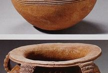 historia ceramiki Afryka