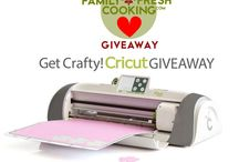 Cricut Contests / by Janis Ussery