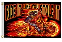 Hot Leathers Biker Accessories