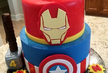 Avenger Birthday