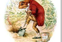 Beatrix Potter Anniversary / Original Book Prints