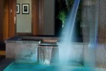 pools, decks and exteriors