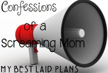 Parenting / Parenting tips and discussions, helpful for all walks of life!  / by BloggingMomOf4