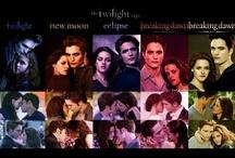 Everything Twilight  / Twilight/Vampires/Team Edward / by Rosie Prestin