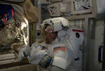 ISS crew