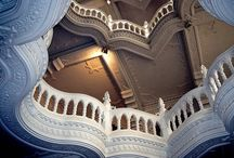 Amazing Architecture / Pinning politely is appreciated. / by Elizabeth Finney