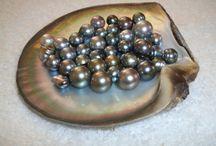 Marine - Pearls & Sea Shells / by Neadeen Masters