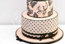 15.00 to 32.00 a slice cakes. / These cakes are platinum wedding cakes when you ask you baker to make them for 4.50 a slice they do not get paid if they agree. Look at the designer and look up the prices they start at 15.00 a slice on average.