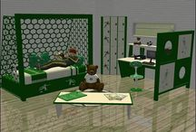 sims4 beds