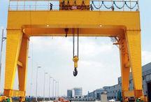 Ellsen 100 ton gantry crane for sale
