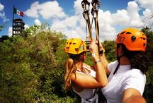 Adventure Activities / Xplor offers an incredible day full of adrenaline and excitement in Riviera Maya.