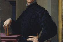 Bronzino, Agnolo di Cosimo detto.  Monticelli 1503-Firenze 1572)