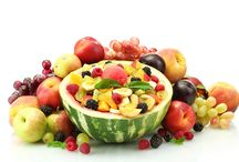 Sağlıklı Yaşam / Meyveler, sebzeler ve yararlı besinler