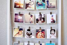 Foto-dekoracje / Jak wyeksponować zdjęcia w pomieszczeniach i nie tylko ;)