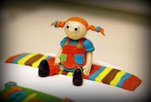 Peppi Pitkätossu -juhlat / Children party planning. Peppi Pitkätossu, Pippi Långstrump, Pippi Longstocking, Pippi Langstrumpf, Pippi Calzelunghe, Pippi Langkous, Pippi Calzaslargas
