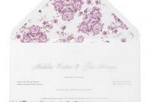 Convite de Casamento | Wedding Invitation / + Inspirações para seu casamento você encontra aqui: www.noivasdobrasil.com.br