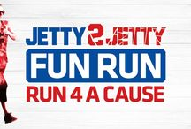 #jetty2jetty Run 4 A Cause / By registering to run (or walk) in this year's Jetty 2 Jetty, you now have the opportunity to fundraise for a Cause that you are passionate about. Our Village Foundation, the Jetty 2 Jetty's charity of choice, supports over 100 causes that contribute to making our community a better place. View the 101 Causes https://ourvillage.com.au/causes