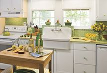 Vintage kitchen / by Melinda Kent