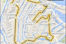 Must See Amsterdam Map