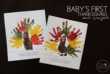 Baby's First Thanksgiving / Ideas and images for Baby's First Thanksgiving