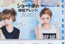 Kawaii Hairstyles (◕ ‿     ◕✿) / Cute hairstyle ideas for short hair (◕ ‿   ◕✿)